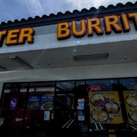 Ester Burrito
